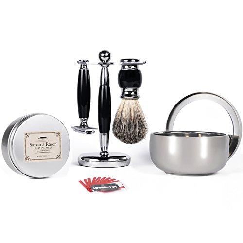 USecret Shaving Gift Set - Badger Hair Shaving