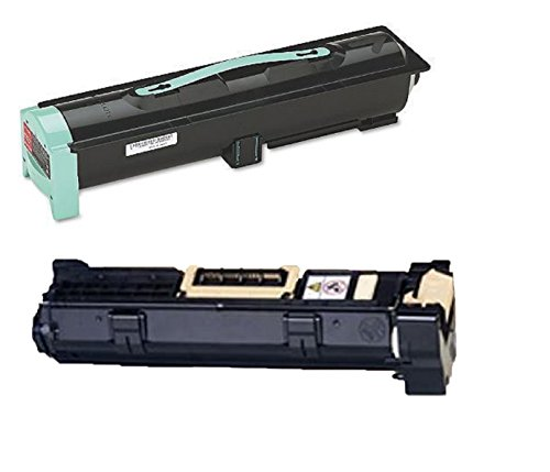 Series W840 ((1 Toner + 1 Drum) Compatible Remanufactured Lexmark Toner Cartridge and Drum Unit for use in W840 series printer.)