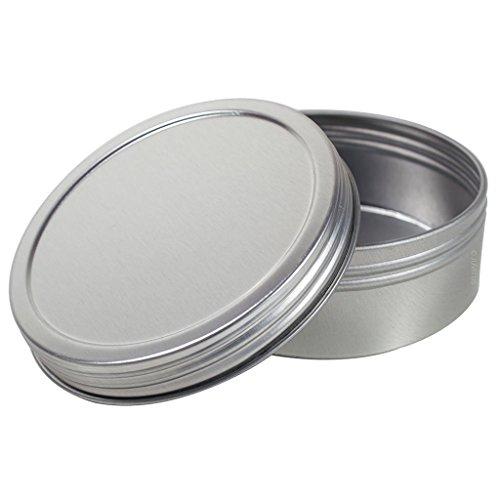 Review 4 oz Metal Steel