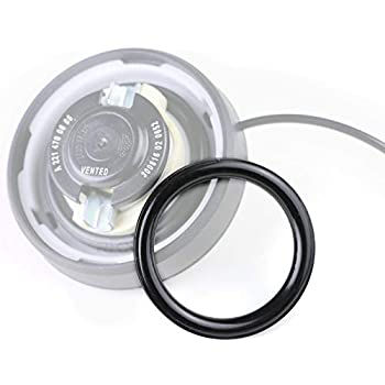 Amazon Com Mercedes 2001 Fuel Gas Cap Seal O Ring Gasket Sealing