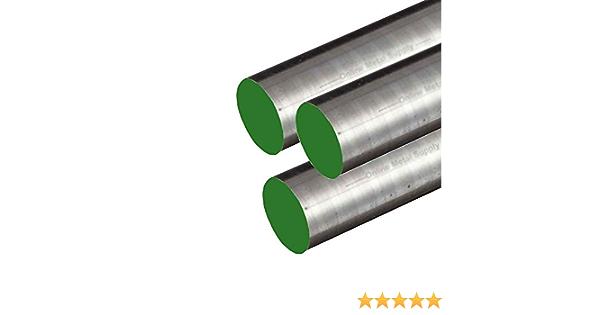 11//16 inch 0.687 Online Metal Supply 1018 CF Steel Round Rod x 24 inches