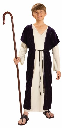 [Forum Novelties F60107-M Shepherd Child Costume MEDIUM] (Shepherd Child Costumes)