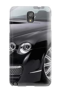 For SparksKaye Galaxy Protective Case, High Quality For Galaxy Note 3 Bentley Skin Case Cover