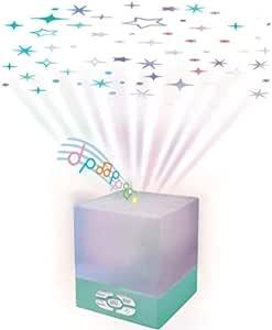 Playette Star Glow Cube, Multi