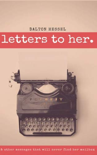 Her Letters - letters to her.