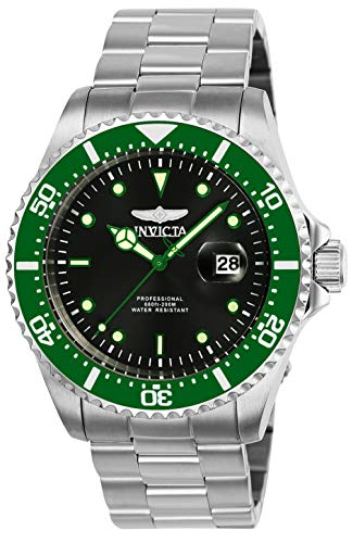 Invicta Pro Diver Black Dial Mens Watch 25714