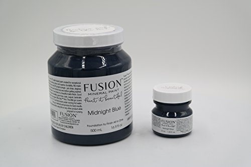 Fusion Mineral Paint 500 ml Midnight Blue