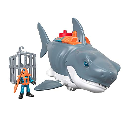 Top 10 best imaginext shark: Which is the best one in 2020?