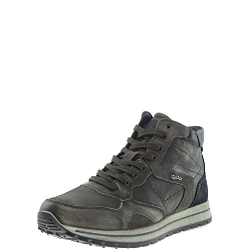 Igi&co 4767100 Sneakers Uomo Grigio/blu 39