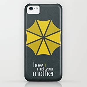 Society6 - How I Met Your Mother - Minimalist Poster 01 iPhone & iPod Case by Misery BY supermalls