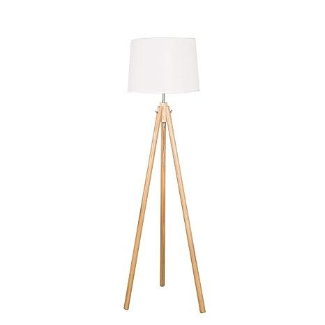 Amazon.com: Sanguinesunny - Lámpara de pie con trípode de ...