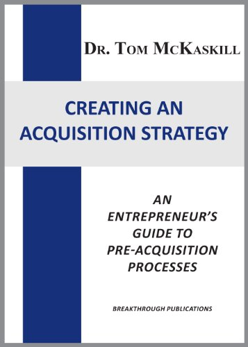 AmazonCom Creating An Acquisition Strategy An EntrepreneurS