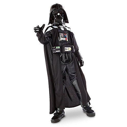 Star Wars Darth Vader Costume with Sound for Kids Size 11/12 Black