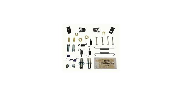 Parking Brake Hardware Kit Rear Carlson 17484