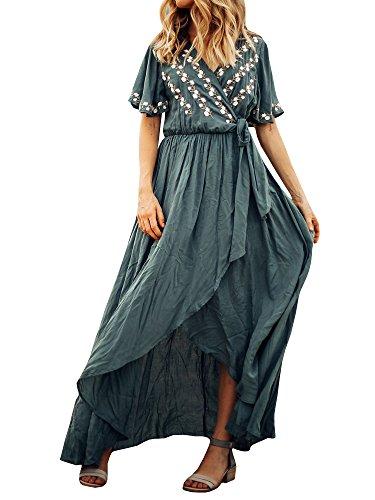 Hippie Chic Maxi Dress - 6