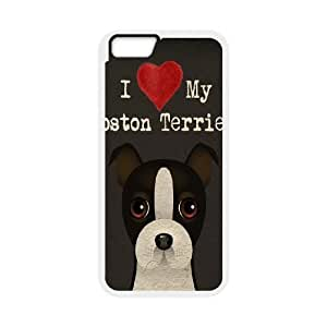 "EZCASE Cute Dog Phone Case For iPhone 6 Plus (5.5"") [Pattern-4]"