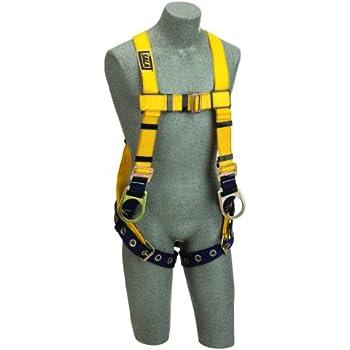 3m Dbi Sala Delta 1102025 Construction Harness Back Side