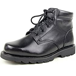 YINHAN® Men's Lace Up Winter Leather Boots