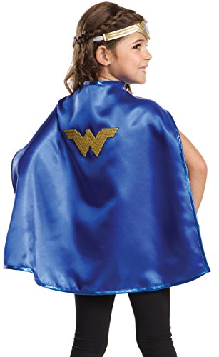 Imagine by Rubie's Wonder Woman Child's Cape and Tiara -