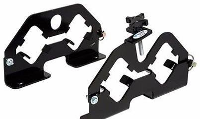 Ships in 1 to 2 Business Days! BA Products, 40-D1242, Set of 2.In The Ditch W-Mount ITD1242 Dolly Axle / Dolly Tube Mounting Brackets
