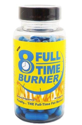 FULL TIME ENERGY - BRULEUR DE GRAISSE - 90 CAPS