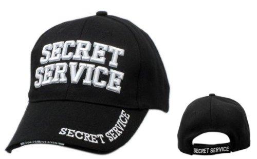 SECRET SERVICE cap / basecap / Baseballkappe NEU - mit hochwertiger Stickerei