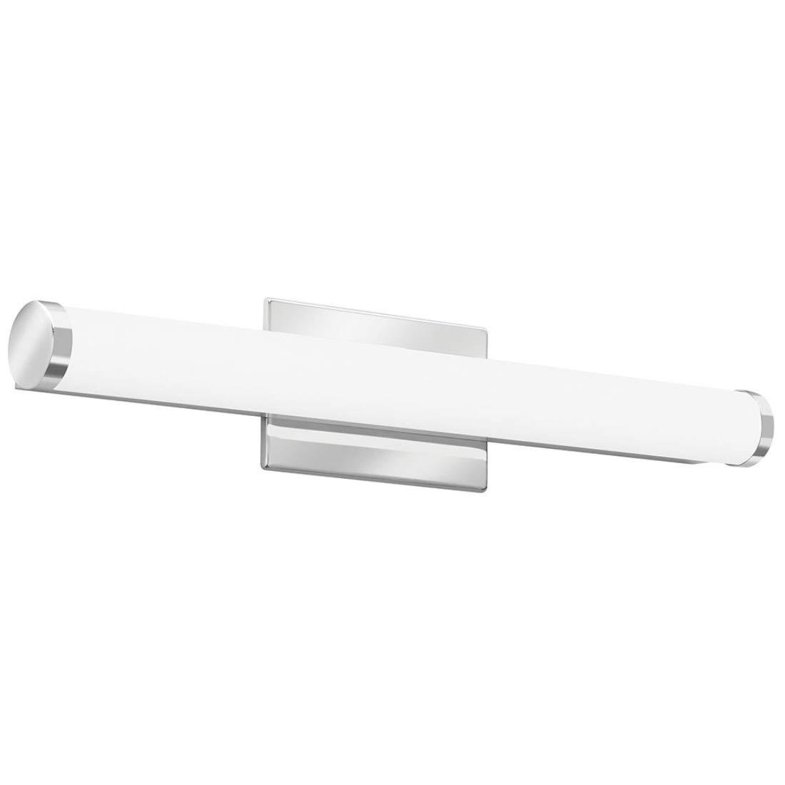Lithonia Lighting FMVCCLS 24IN MVOLT 30K35K40K 90CRI KR M6 Vanity Fixture, Cylinder, Color Temperature Switchable