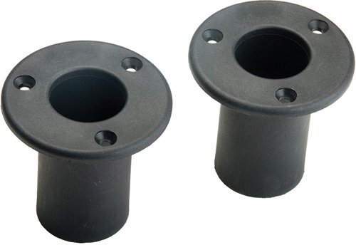 Garelick 99076:01 Deck Mounting Cups for 12350-21 - Pair