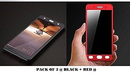 new style 1e57f 98306 Samsung Galaxy J7 Prime 360 Degree Cover-Full Body: Amazon.in ...
