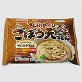 (冷凍食品) テーブルマーク 九州めぐり ごぼう天うどん 1人前