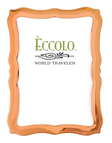 Eccolo Silver Plated Photo Frame, 5 by 7