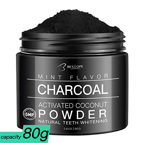Whitening Charcoal MayBeau Capacity Activated Charcoal