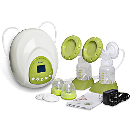 Nibble Hospital Grade Double Breast Pump Electric for Breastfeeding