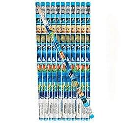 24 ~ Ocean Life Pencils ~ Wooden / Approx. 7.5