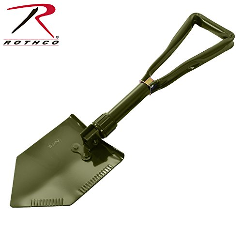 Rothco Plus Deluxe Tri-Fold Shovel by Rothco