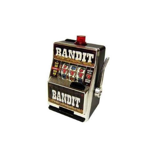 - BANDIT SLOT MACHINE SAVINGS BANK