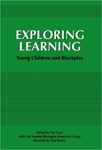 Exploring Learning: Young Children and Blockplay (New Studies in Education) (1992-04-28)