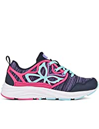 Yellow Shoes - MARIPOZA - Butterfly Youth Athletic Running Shoes