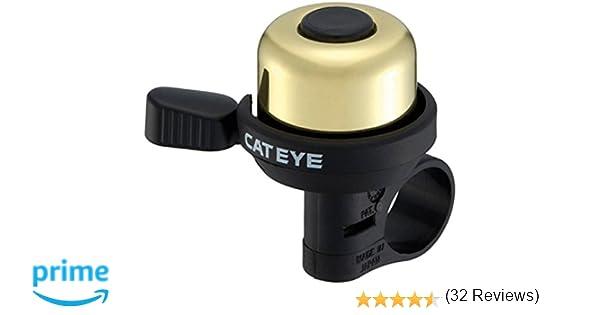 CatEye CTPB200NG Timbre Cat-Eye Pb-200 Negro