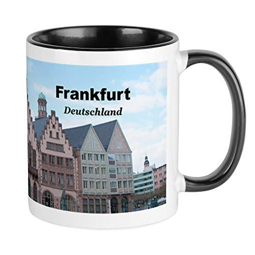 CafePress Frankfurt Mug Unique Coffee Mug, Coffee Cup