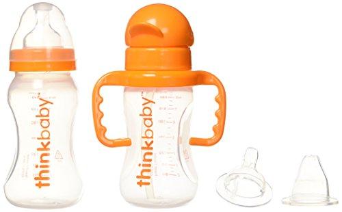 thinkbaby All One Bottle Orange product image