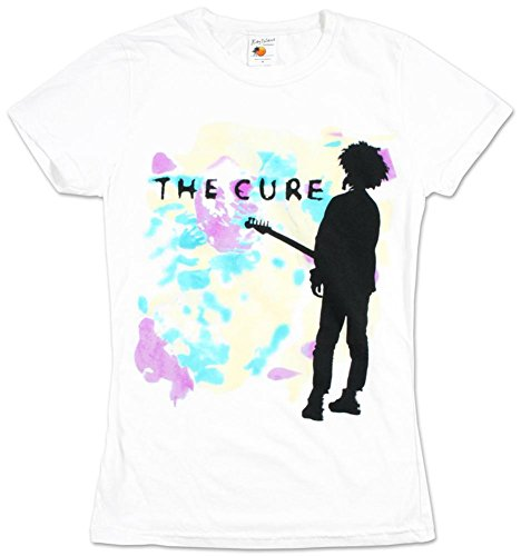 Hot Topic The Cure Boys Don't Cry Girls T-Shirt Black