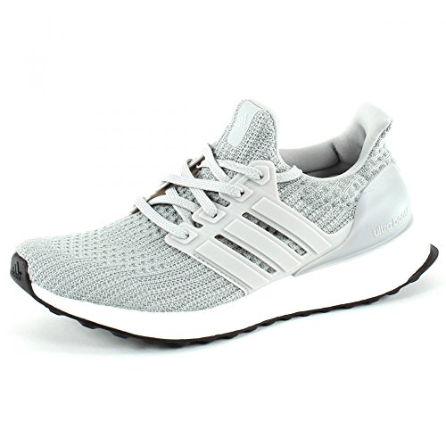 Running 750 Shoes (adidas Ultraboost Junior Running Trainers Sneakers (UK 5.5 US 6 EU 38 2/3, Grey White DB1428))