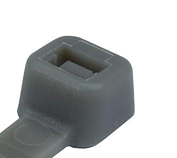 bleu serre-c/âbles en nylon de grande qualit/é Lot de 100/serre-c/âbles Gocableties de qualit/é sup/érieure 200 x 4,8/mm