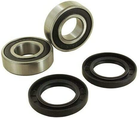 HQ Powersports Replacement Front Wheel Bearings For Suzuki DL1000 GSF1250 GSX1250 GSX1300