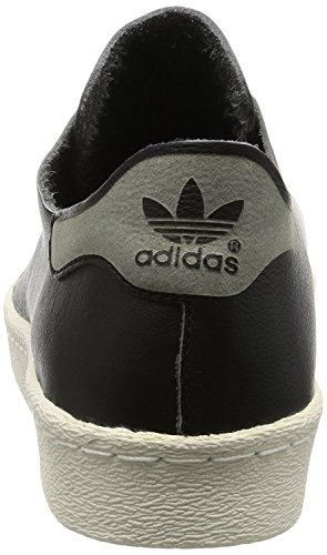 adidas Originals Herren Superstar Casual Sneake Dekon Schwarz