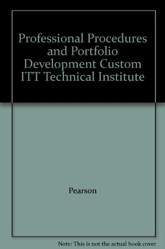 professional-procedures-and-portfolio-development-custom-itt-technical-institute