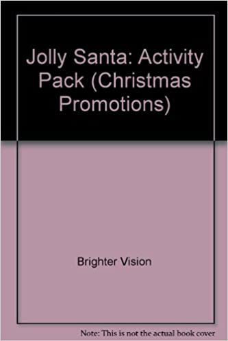 Jolly Santa: Activity Pack (Christmas Promotions)