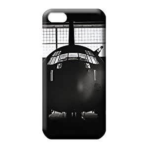 iphone 5 5s Eco Package Snap pattern cell phone covers plane in a hangar