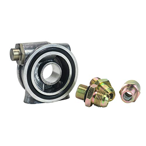 Oil filter sandwich adaptor 3/4